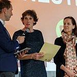 Els Vanneste uit Moerkerke wint Agrafiek award als meest verdienstelijke vrouw in de landbouw