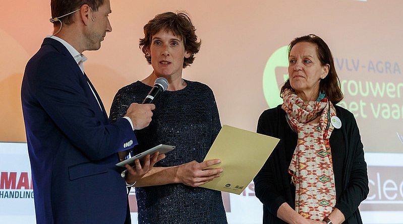 Els Vanneste vrouw Agrafiek 2019