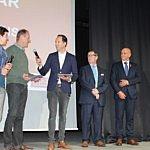Familie Guns bekroond met Agrafiek award
