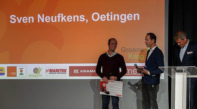 Sven Neufkens Agrafiek award 2019 jongere